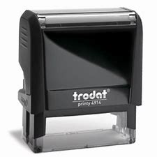 Ideal Trodat 4914 Now Replaces Ideal 200